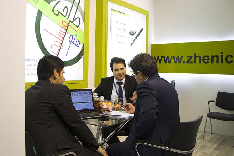 Excida58 7 گزارش حضور گروه فناوری اطلاعات ژنیک در کنگره و نمایشگاه اکسیدا ۵۸