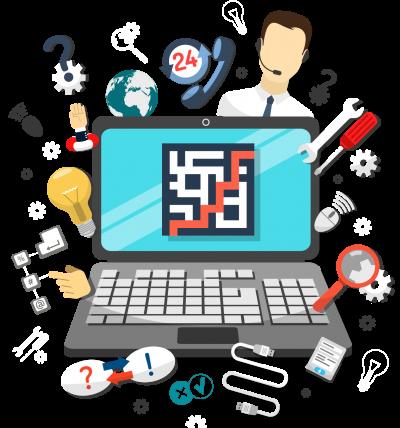 پشتیبانی نرم افزار مدیریت مطب و کلینیک