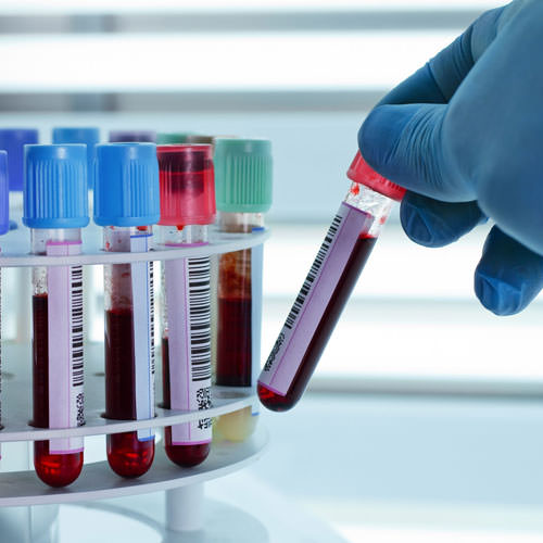 ثبت آزمایشات پزشکی
